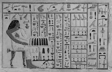 The Early Years of Accounting with the Egyptians